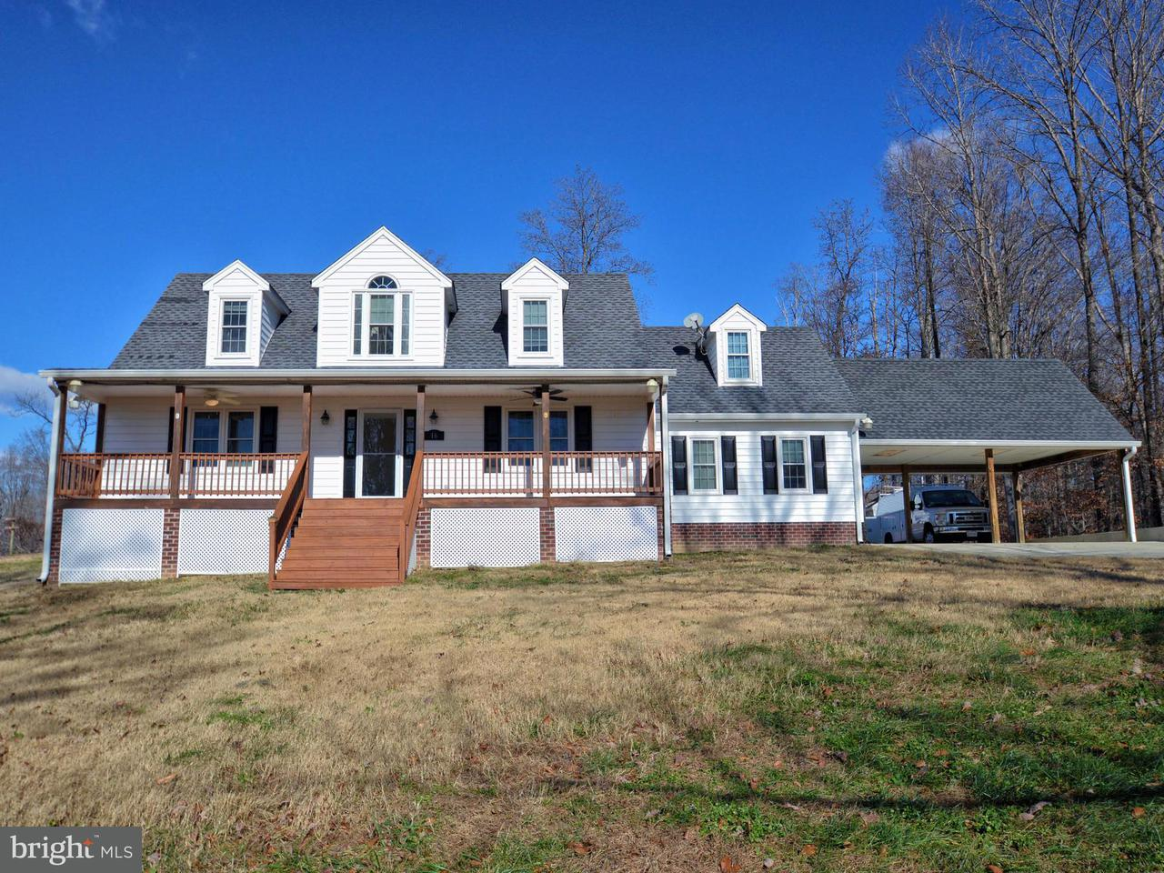Other Residential for Rent at 2167 Harts Mill Rd Mineral, Virginia 23117 United States