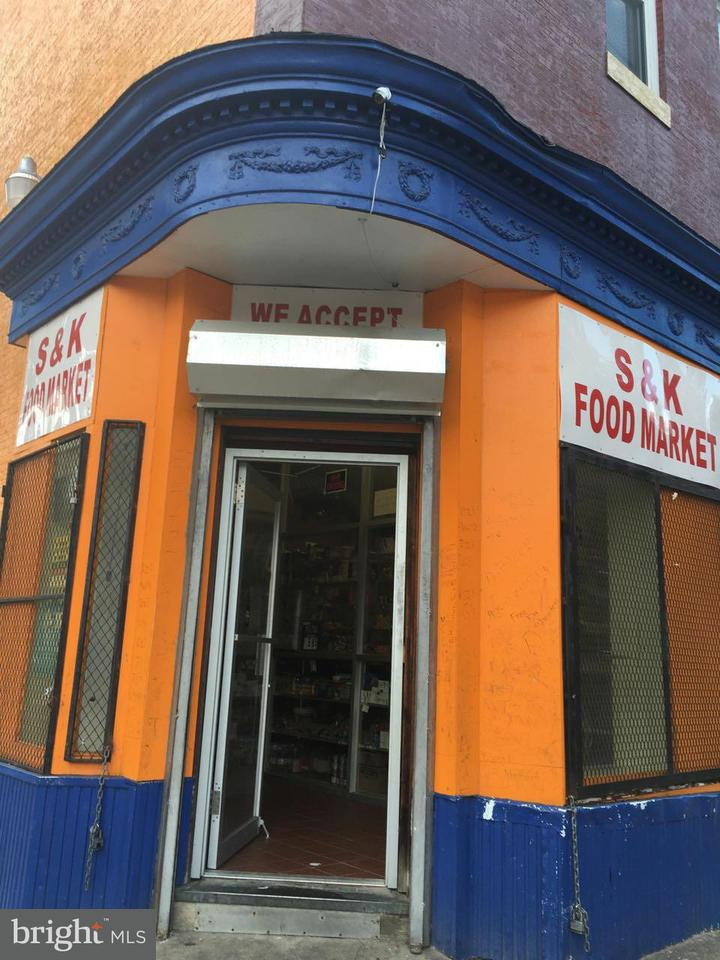 Commercial for Sale at 2100 Druid Hill Ave Baltimore, Maryland 21217 United States