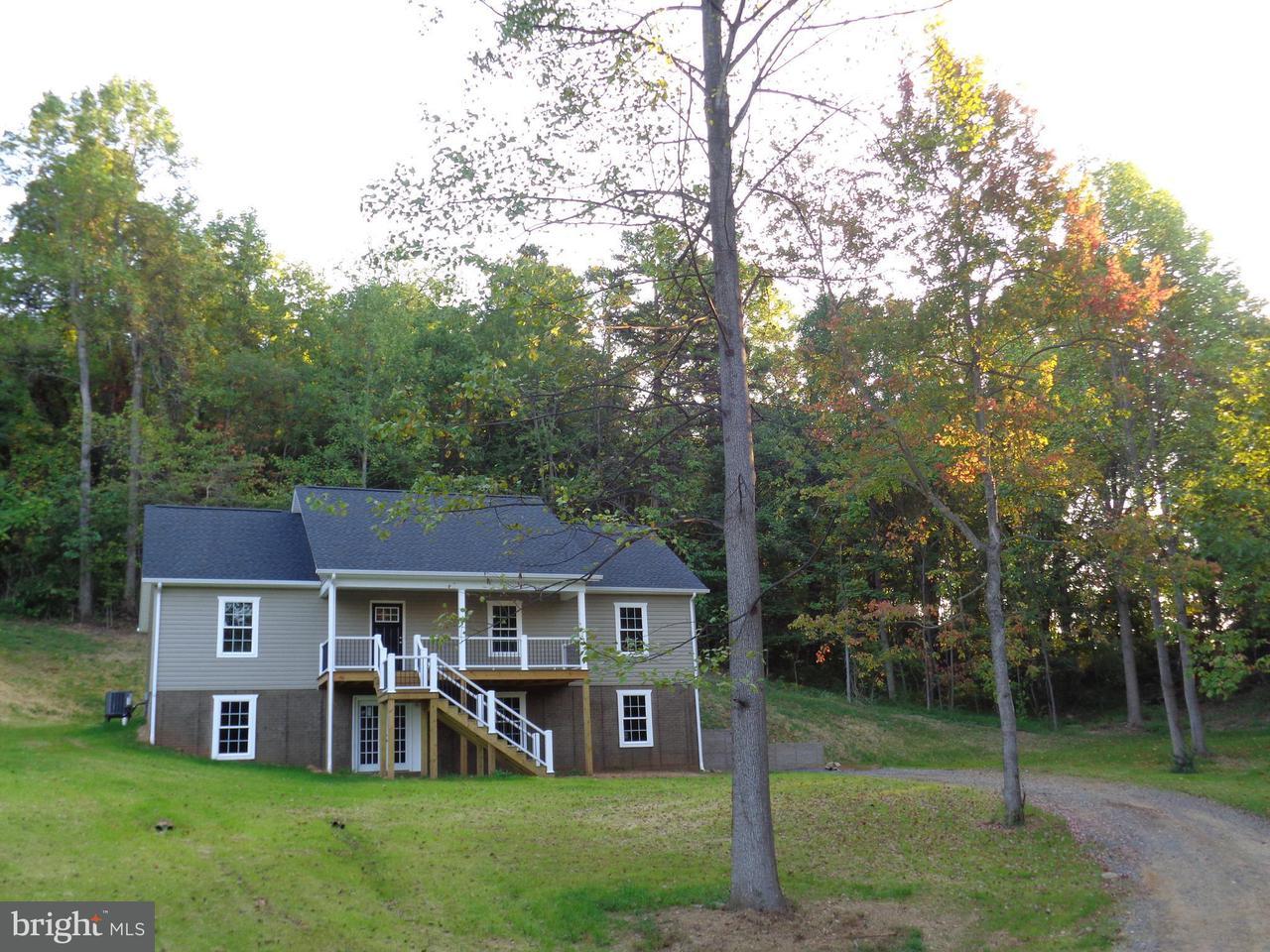 Single Family for Sale at 16585 Reva Rd Reva, Virginia 22735 United States