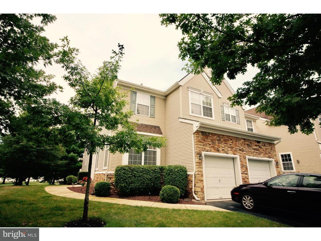 Maison accolée pour l à louer à 1401 YARROW Circle Dayton, New Jersey 08810 États-UnisDans/Autour: South Brunswick Township