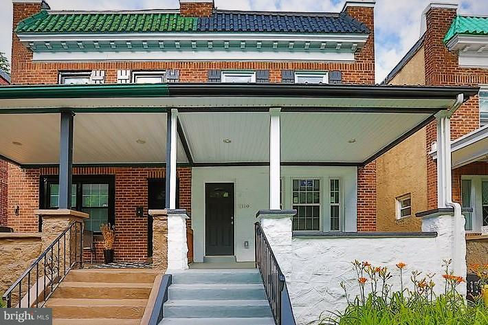 Single Family for Sale at 3110 Wolcott Ave Baltimore, Maryland 21216 United States