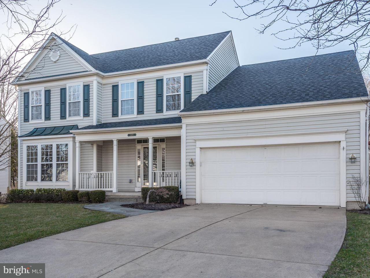 Single Family Home for Sale at 21493 Hearthstone Court 21493 Hearthstone Court Broadlands, Virginia 20148 United States