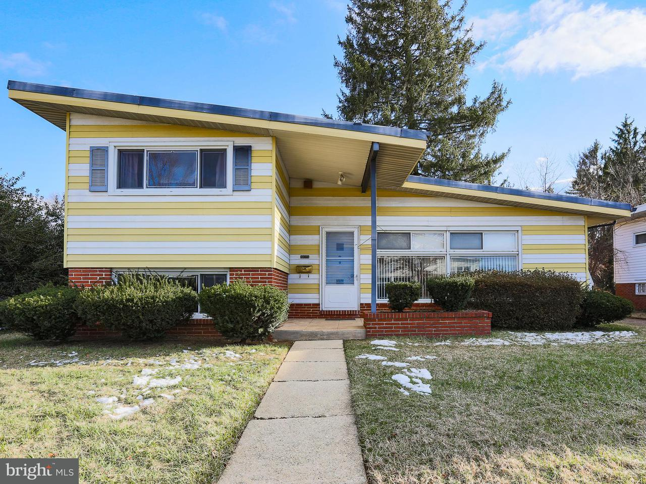 Single Family for Sale at 3303 Bonnie Rd Baltimore, Maryland 21208 United States