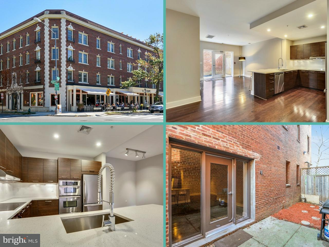 Condominium for Sale at 1020 Monroe St Nw #101 1020 Monroe St Nw #101 Washington, District Of Columbia 20010 United States