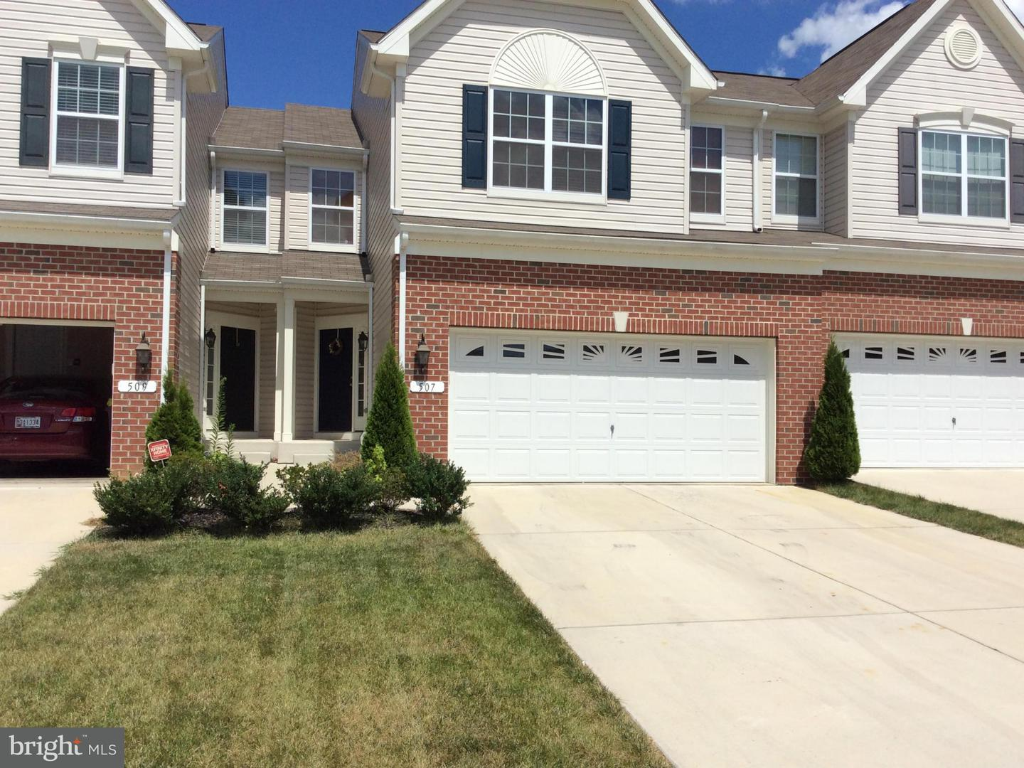 Other Residential for Rent at 507 Plume Ct Aberdeen, Maryland 21001 United States