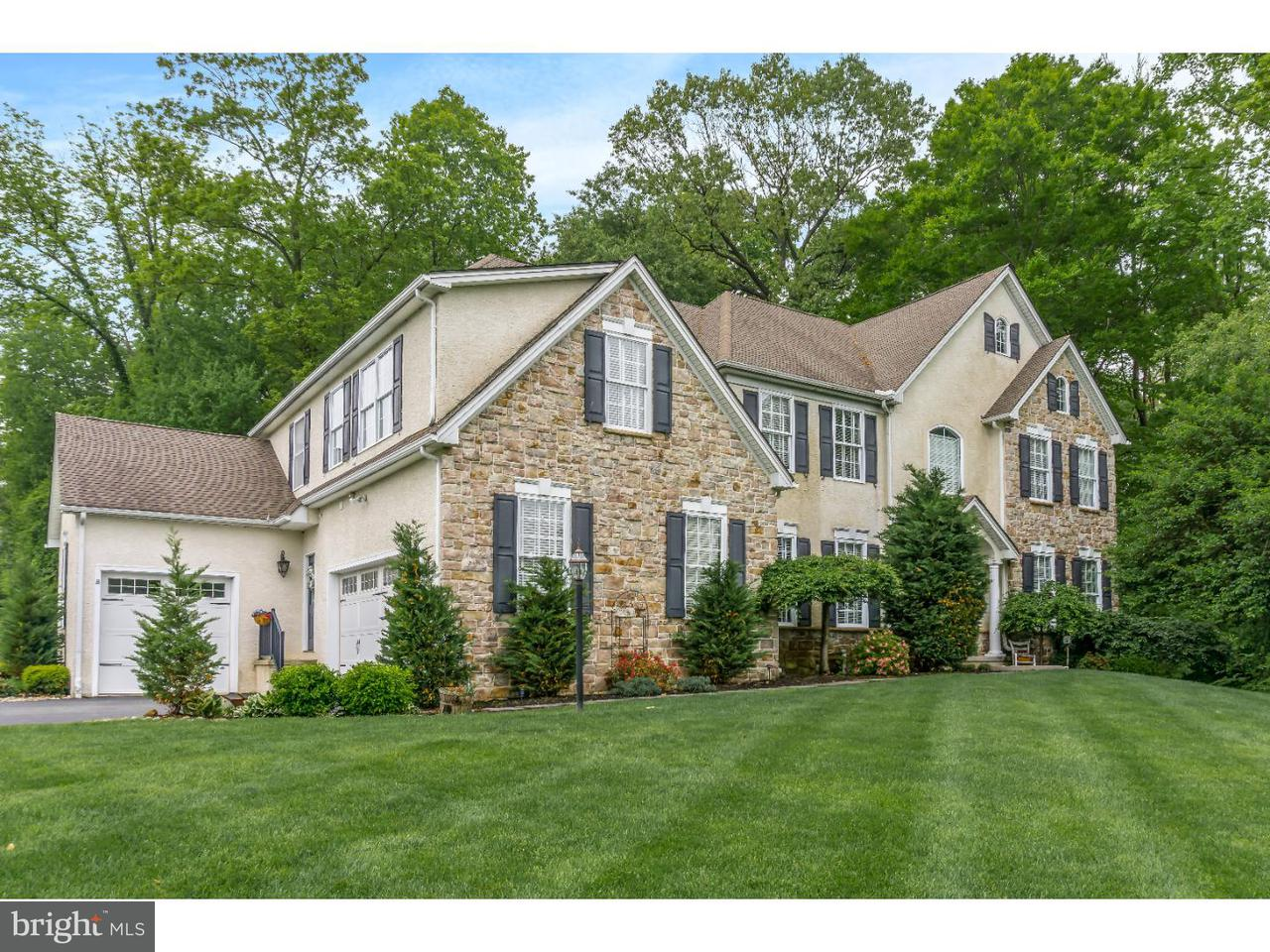 Single Family Home for Sale at 1117 DARCZUK Drive Garnet Valley, Pennsylvania 19061 United States