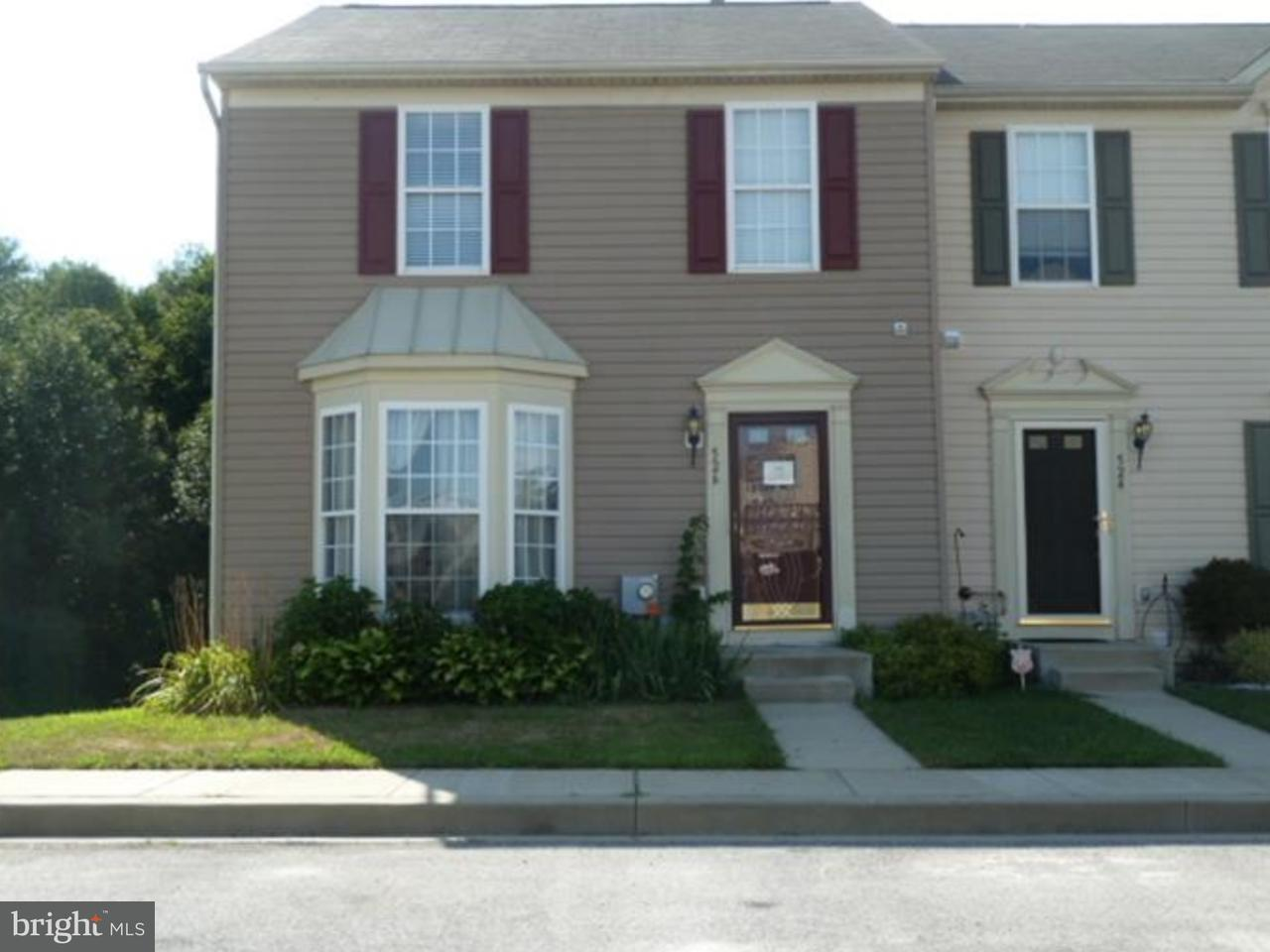 Townhouse for Rent at 526 GREENS BRANCH Lane Smyrna, Delaware 19977 United States