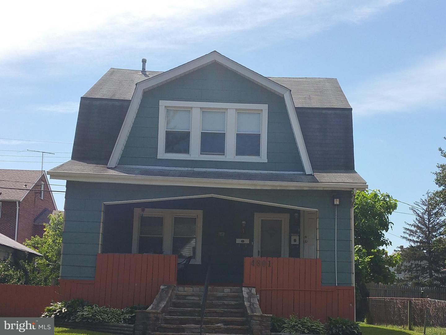 Other Residential for Rent at 4801 Holder Ave #2nd Floor Baltimore, Maryland 21214 United States