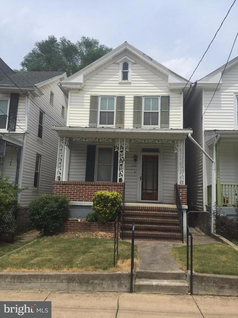 Photo of home for sale at 726 W. King, Martinsburg WV