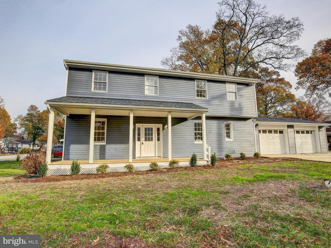 Single Family Home for Sale at 3831 9th Street 3831 9th Street North Beach, Maryland 20714 United States