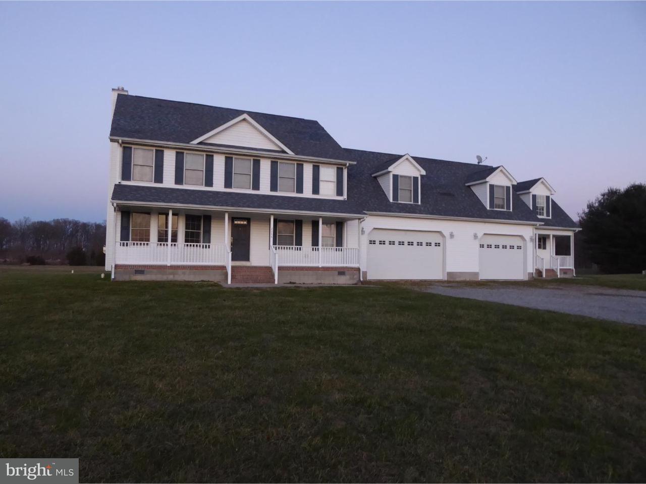 Casa Unifamiliar por un Venta en 2246 BLACKISTON Road Clayton, Delaware 19938 Estados Unidos