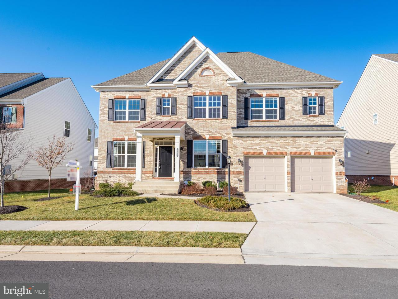 Single Family Home for Sale at 23461 Somerset Crossing Place 23461 Somerset Crossing Place Ashburn, Virginia 20148 United States