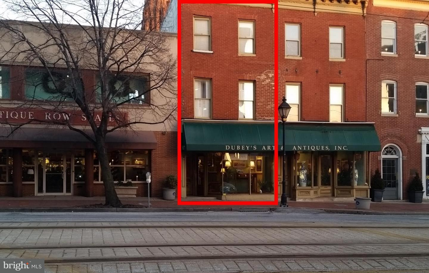 Commercial for Sale at 807 Howard St N Baltimore, Maryland 21201 United States