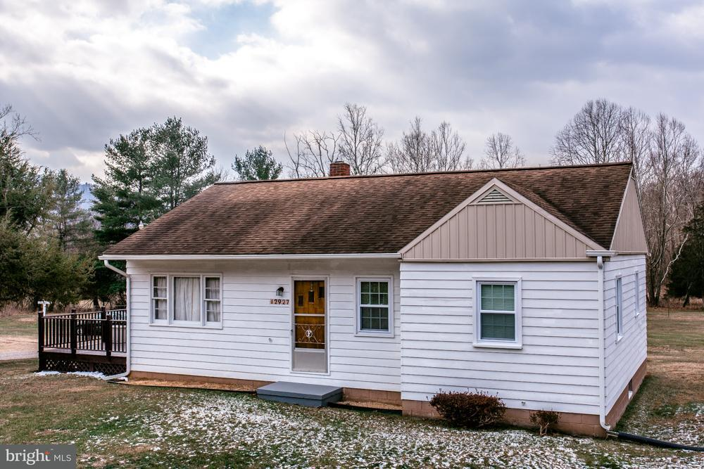 Single Family for Sale at 12927 Brocks Gap Rd Fulks Run, Virginia 22830 United States