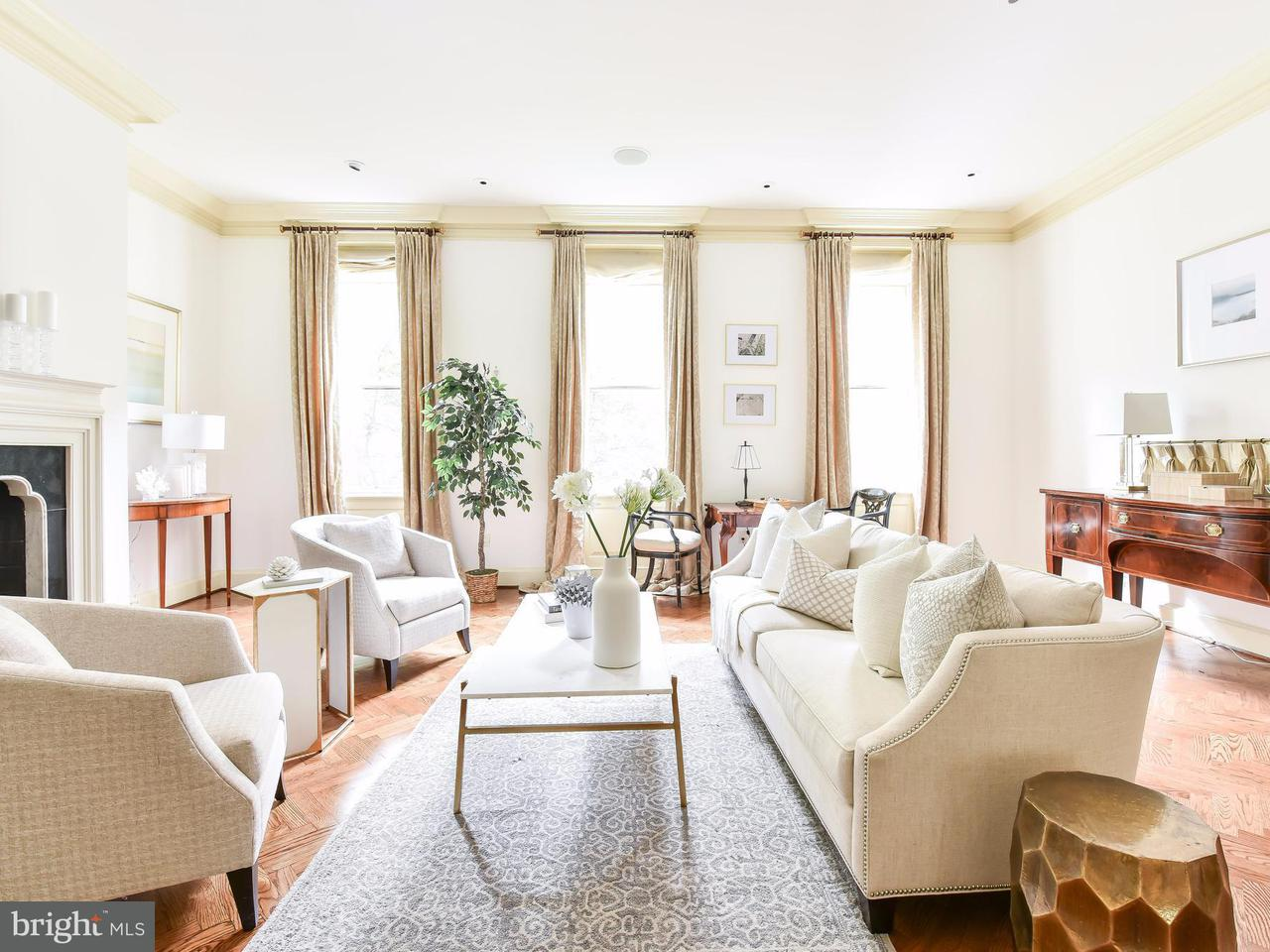 Single Family for Sale at 1755 P St NW Washington, District Of Columbia 20036 United States