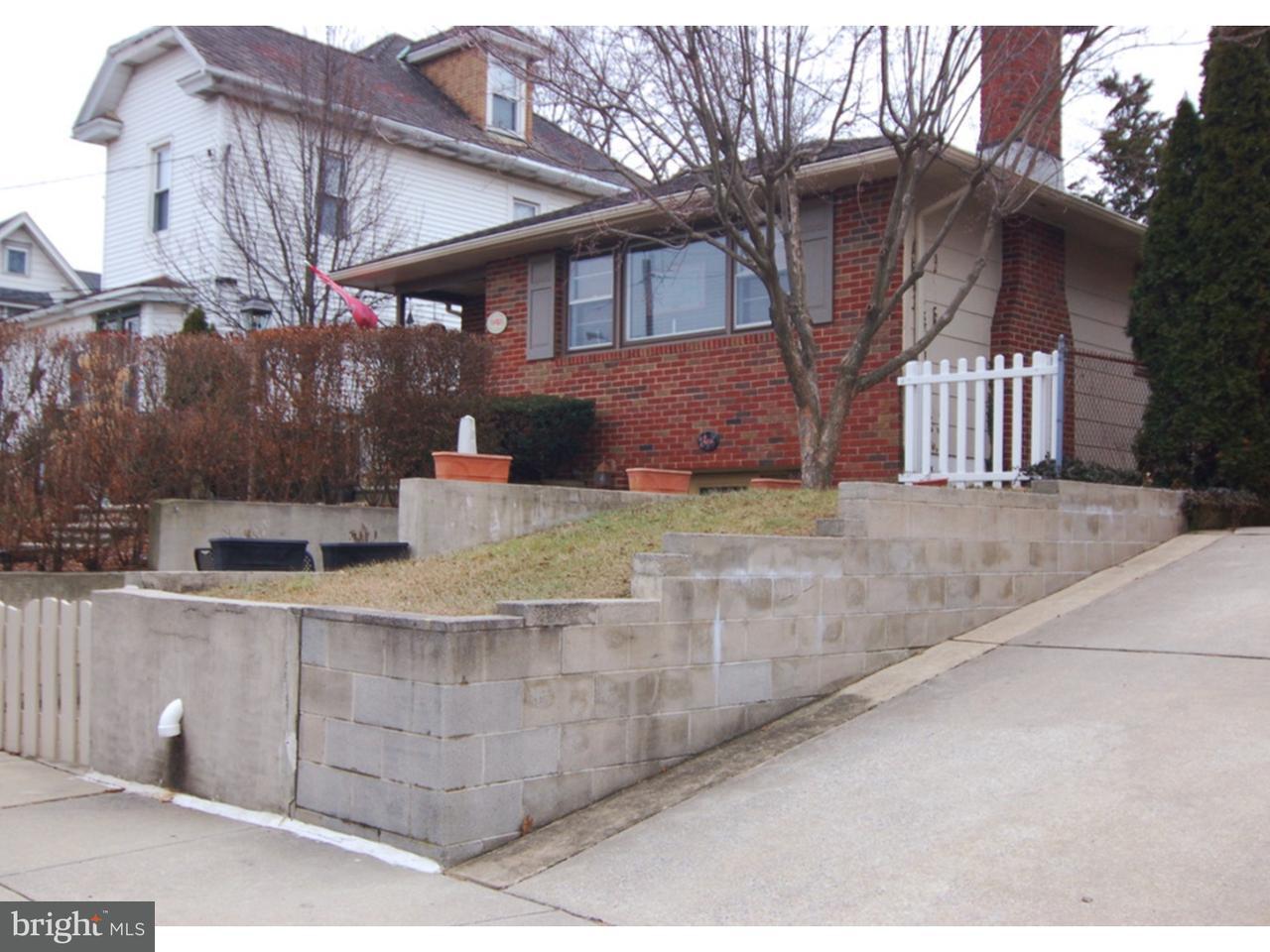 Casa Unifamiliar por un Venta en 948 SOMERSET Street Gloucester City, Nueva Jersey 08030 Estados Unidos