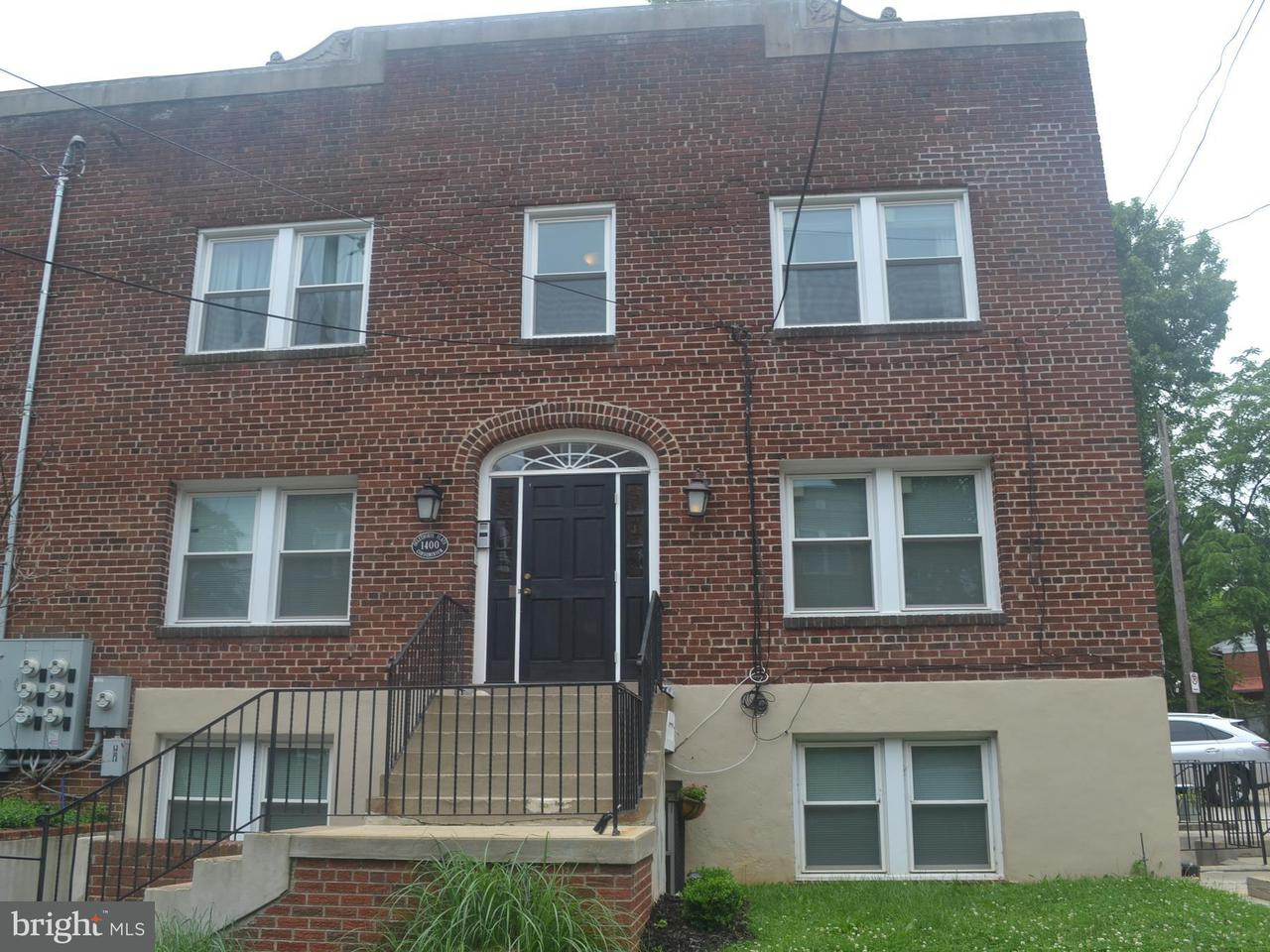 Other Residential for Rent at 14001404 Oglethorpe St NW #3 Washington, District Of Columbia 20011 United States