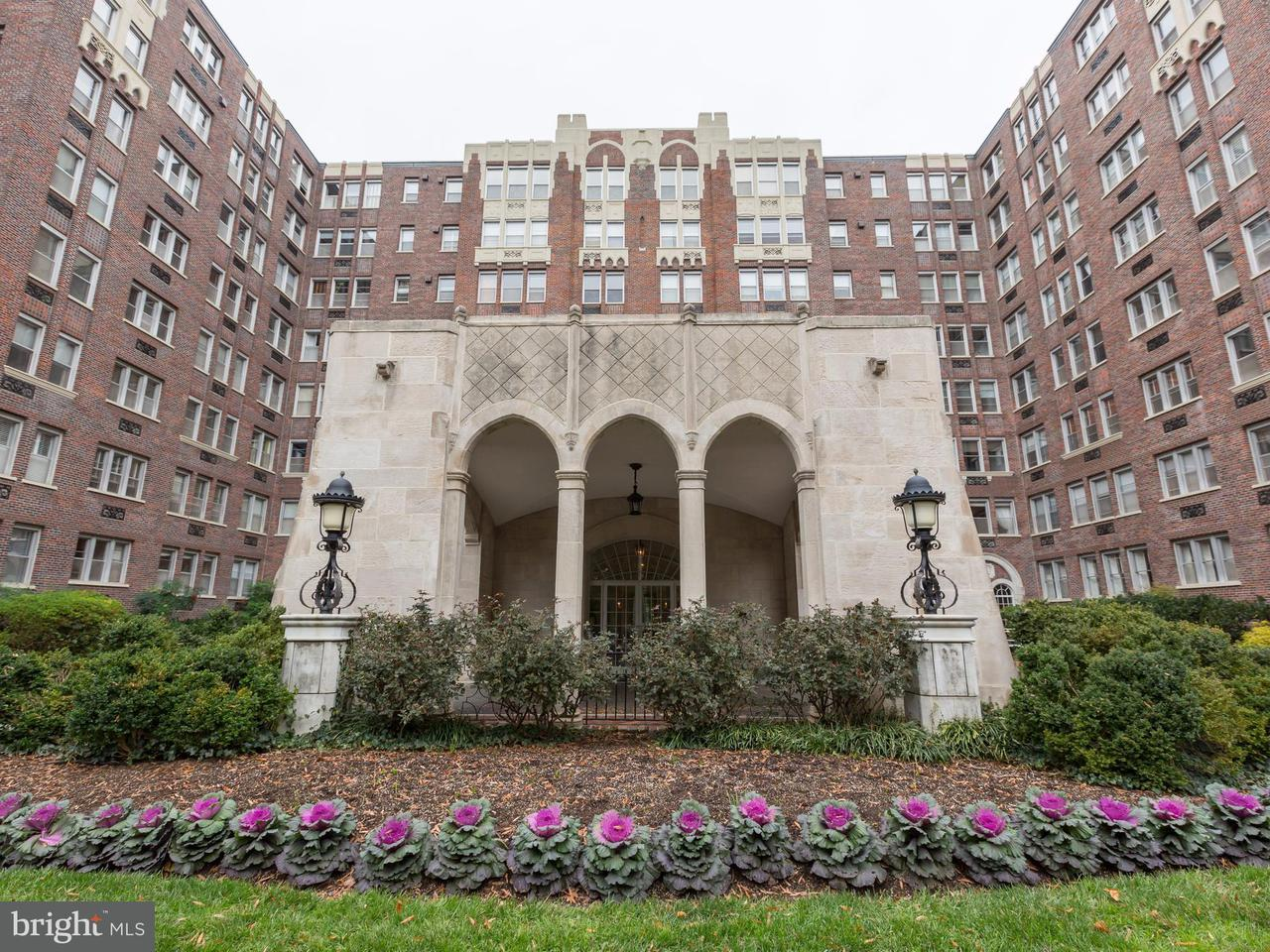 Condominium for Sale at 4000 Cathedral Ave NW #745b Washington, District Of Columbia 20016 United States