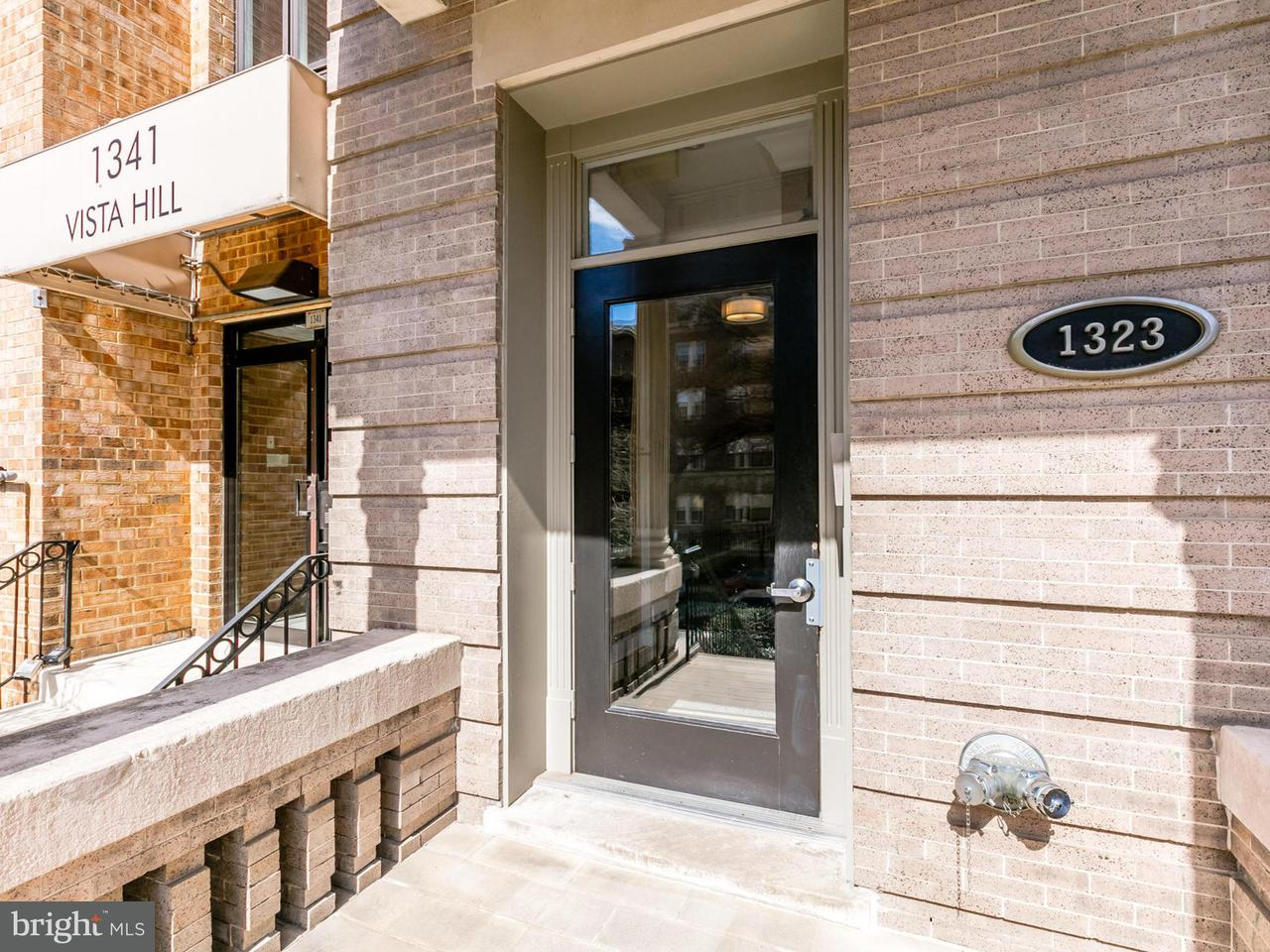 Condominium for Rent at 1323 Clifton St NW #21 Washington, District Of Columbia 20009 United States