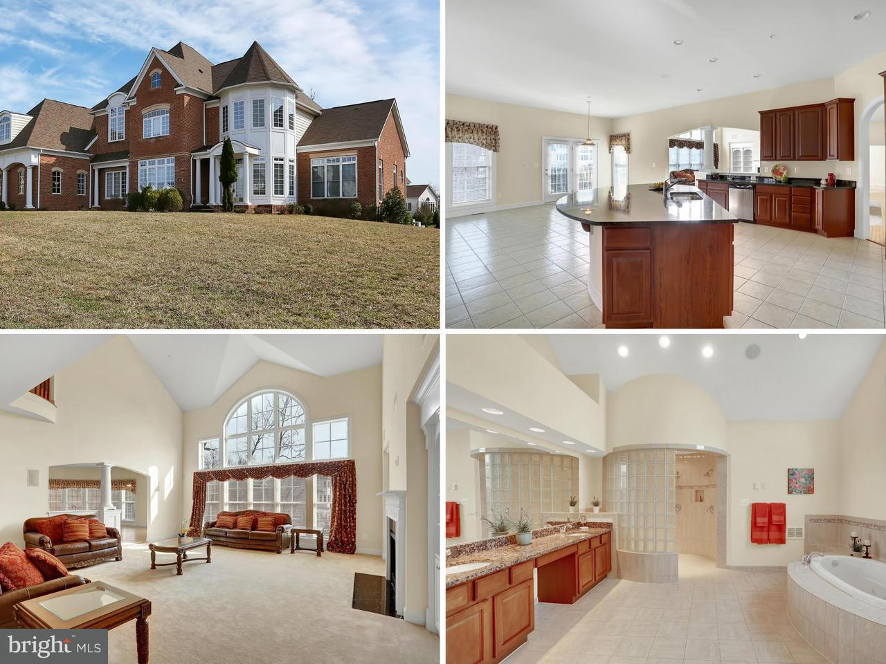 Single Family Home for Sale at 12809 Woodmore North Blvd 12809 Woodmore North Blvd Bowie, Maryland 20720 United States
