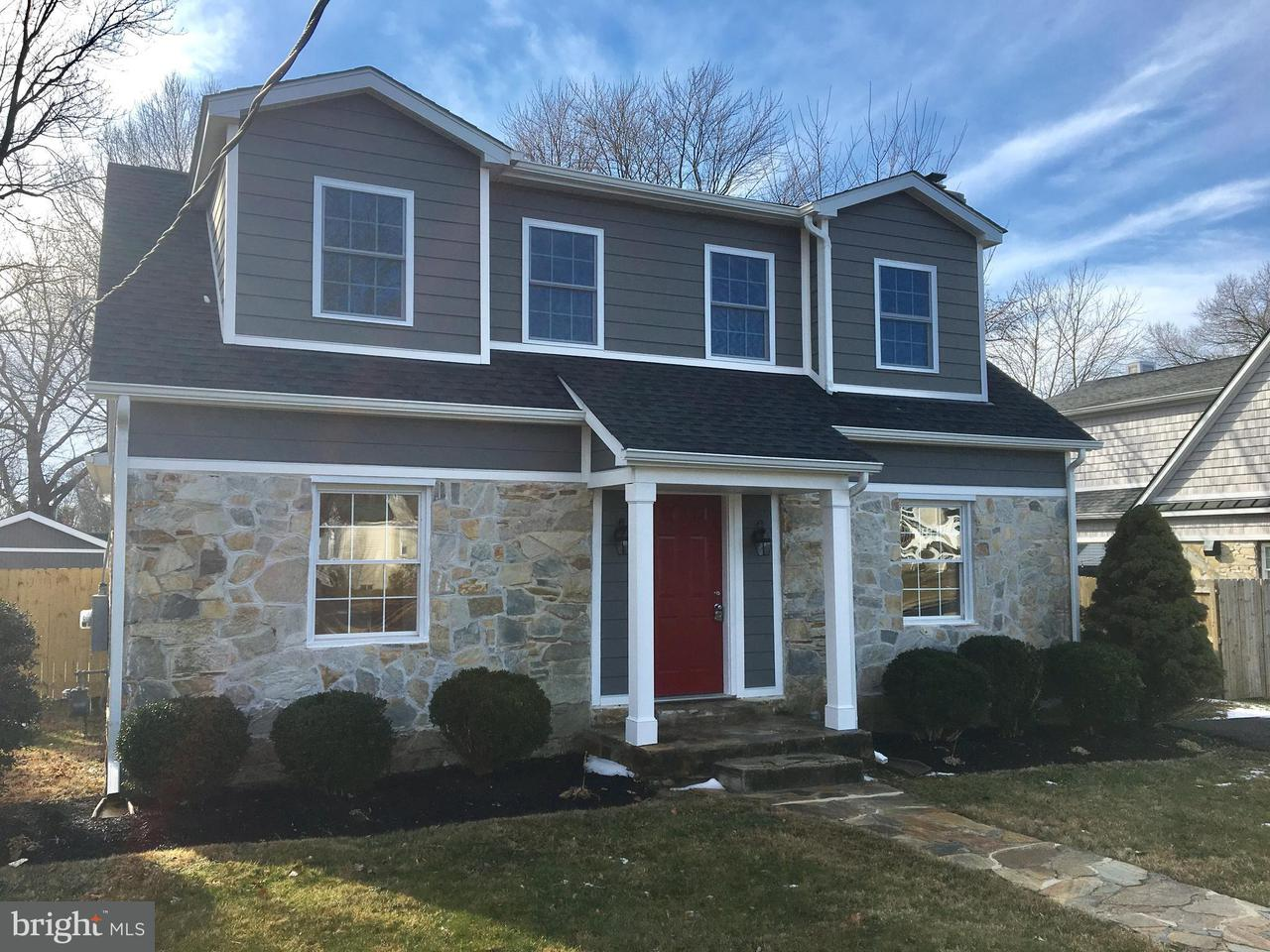 Single Family Home for Sale at 2509 Popkins Lane 2509 Popkins Lane Alexandria, Virginia 22306 United States