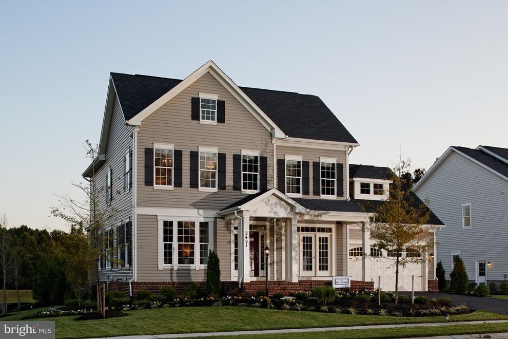 Casa Unifamiliar por un Venta en 2421 Macallister Lane 2421 Macallister Lane Gambrills, Maryland 21054 Estados Unidos