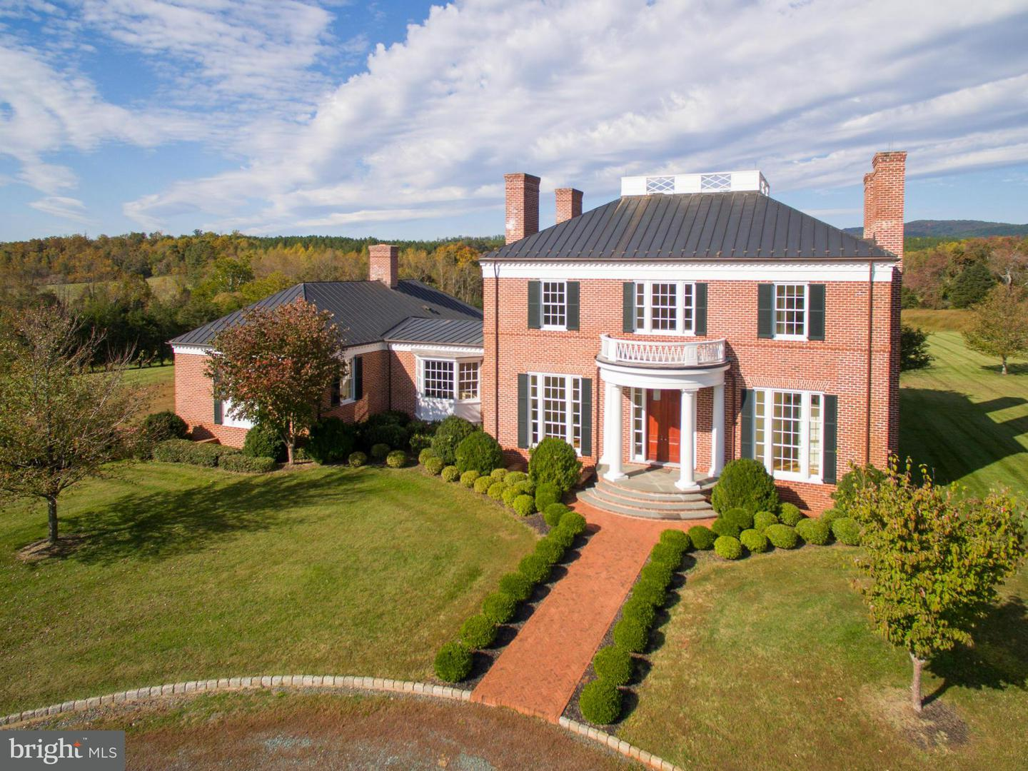 Single Family for Sale at 3490 Apsara Farm Rd Esmont, Virginia 22937 United States