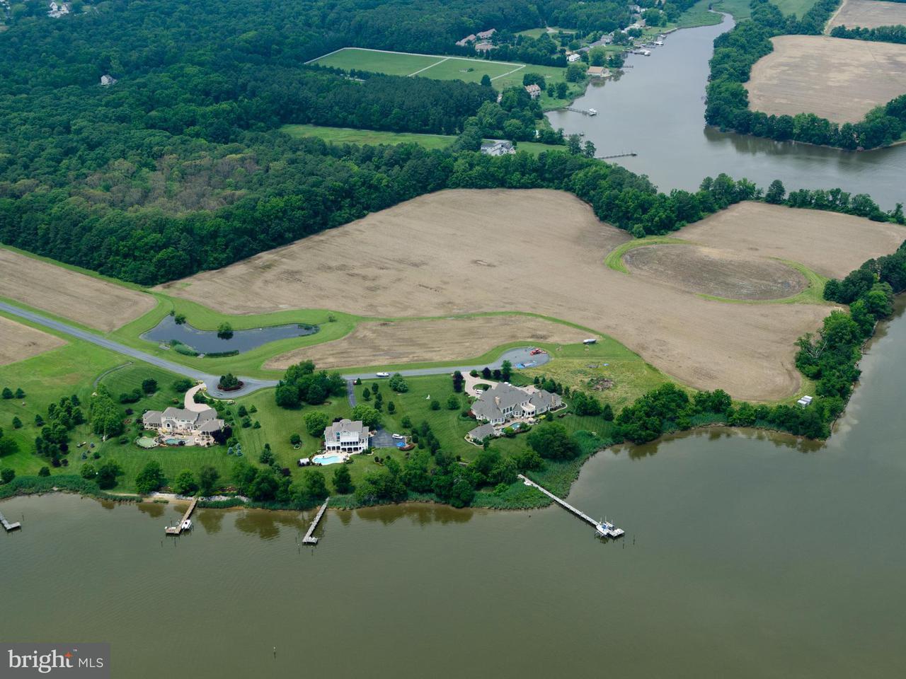 Частный односемейный дом для того Продажа на 400 Serenity Lane 400 Serenity Lane Chester, Мэриленд 21619 Соединенные Штаты