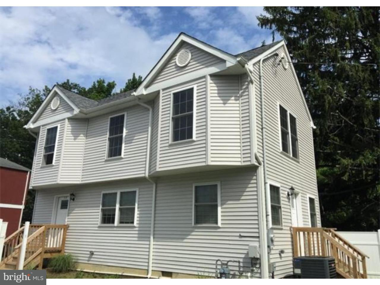 Townhouse for Rent at 99 PENNSYLVANIA Avenue Ewing Township, New Jersey 08638 United States
