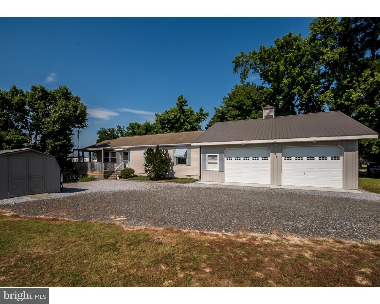 Enfamiljshus för Försäljning vid 38201 PINEY POINT Road Ocean View, Delaware 19970 Usa