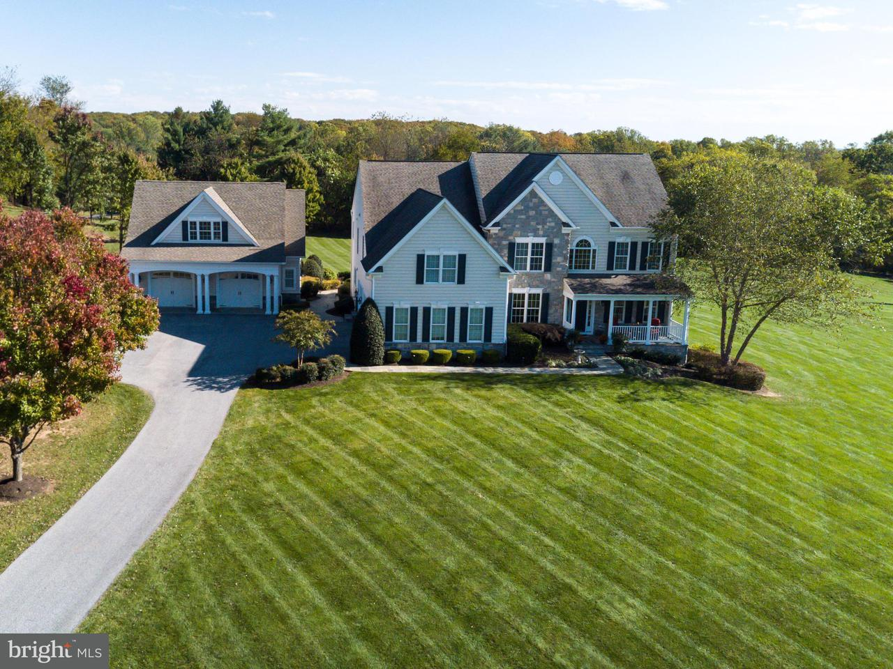 Casa Unifamiliar por un Venta en 1781 Long Corner Road 1781 Long Corner Road Mount Airy, Maryland 21771 Estados Unidos