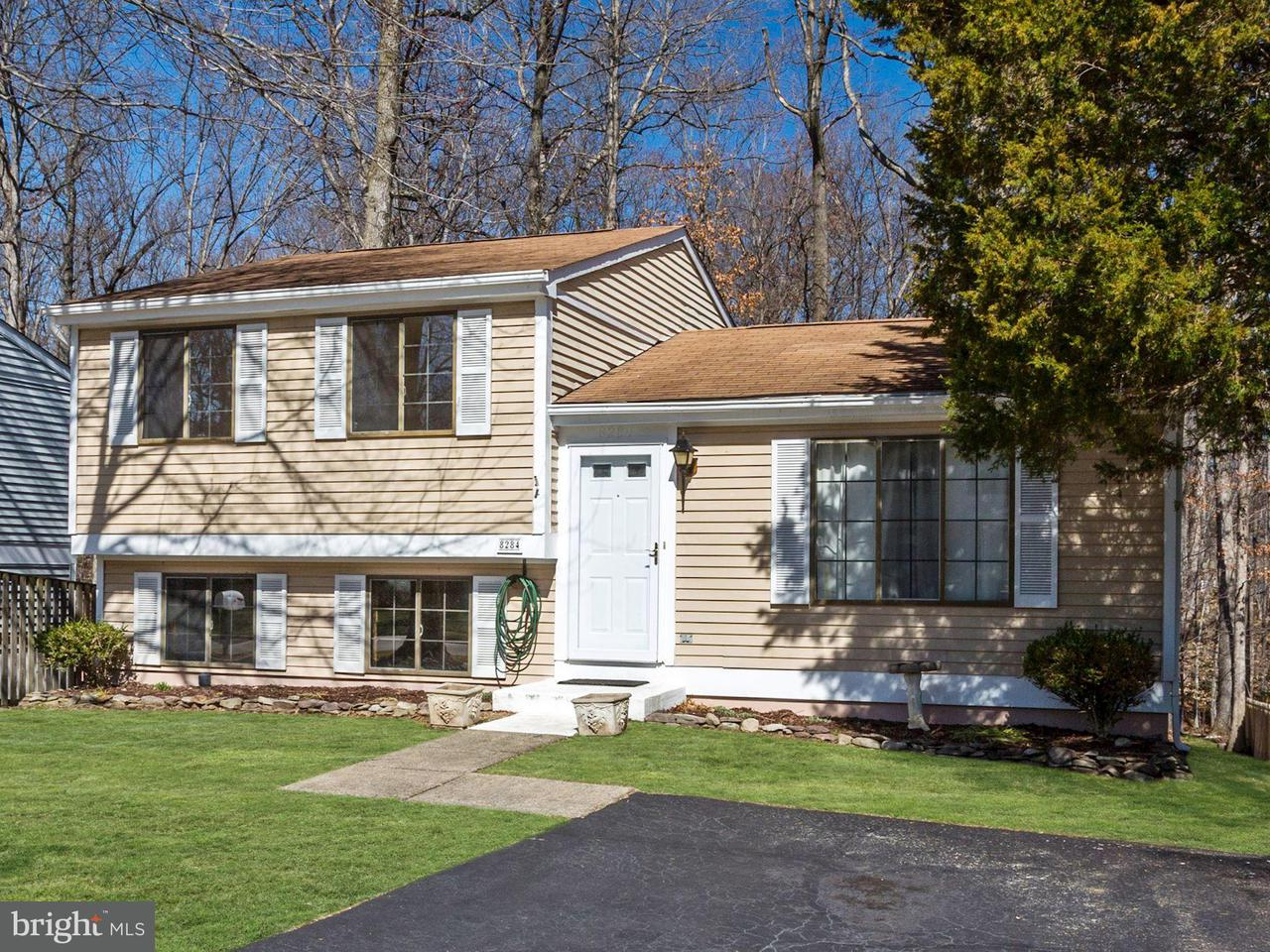 Einfamilienhaus für Verkauf beim 8284 Raindrop Way 8284 Raindrop Way Springfield, Virginia 22153 Vereinigte Staaten