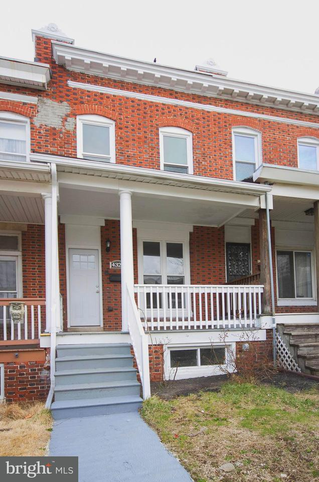 Single Family for Sale at 4327 Falls Rd Baltimore, Maryland 21211 United States