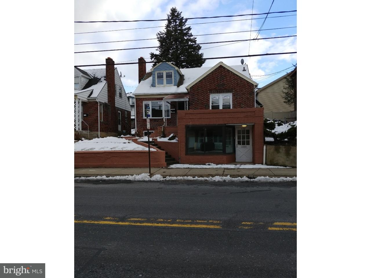 Single Family Home for Sale at 1142 BROADWAY Fountain Hill, Pennsylvania 18015 United States