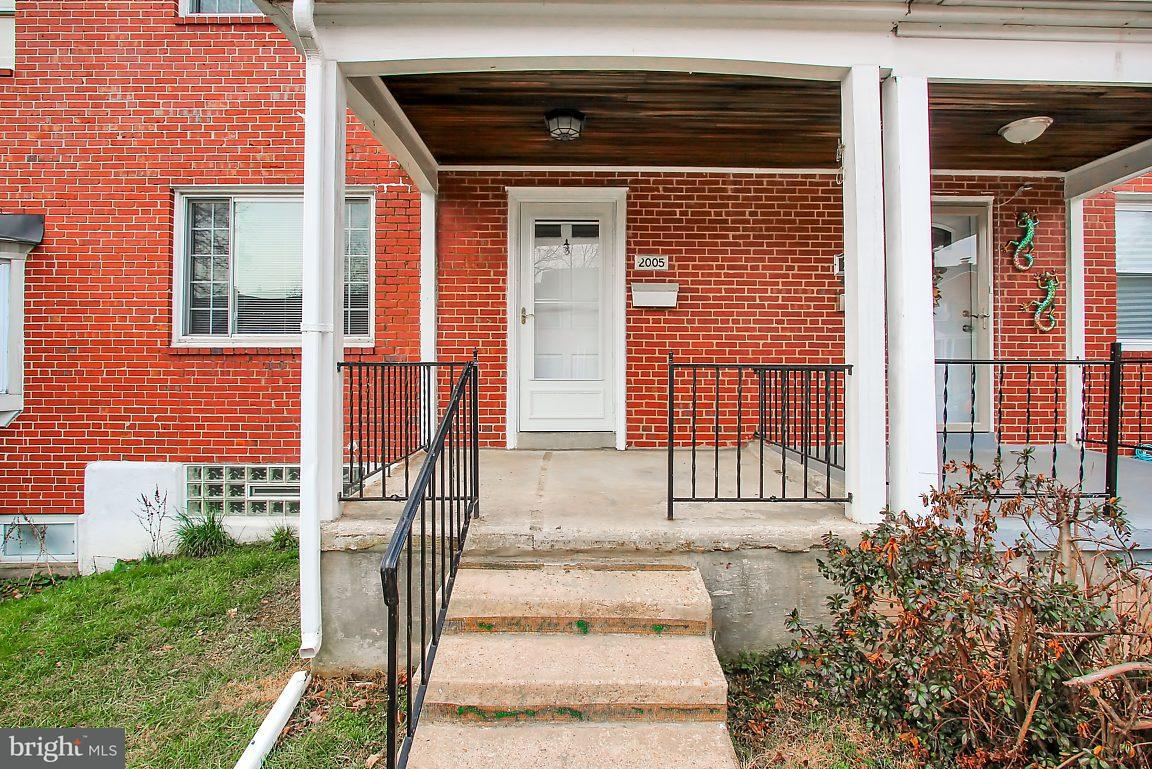 Single Family for Sale at 2005 Winford Rd Baltimore, Maryland 21239 United States