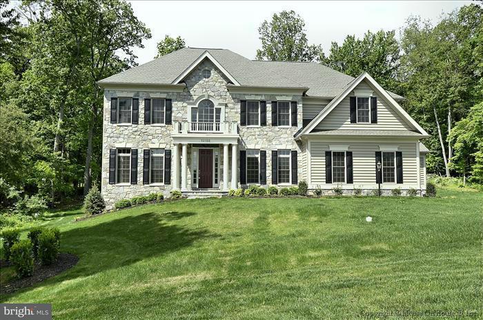 Частный односемейный дом для того Продажа на 12348 Point Ridge Drive 12348 Point Ridge Drive Fulton, Мэриленд 20759 Соединенные Штаты