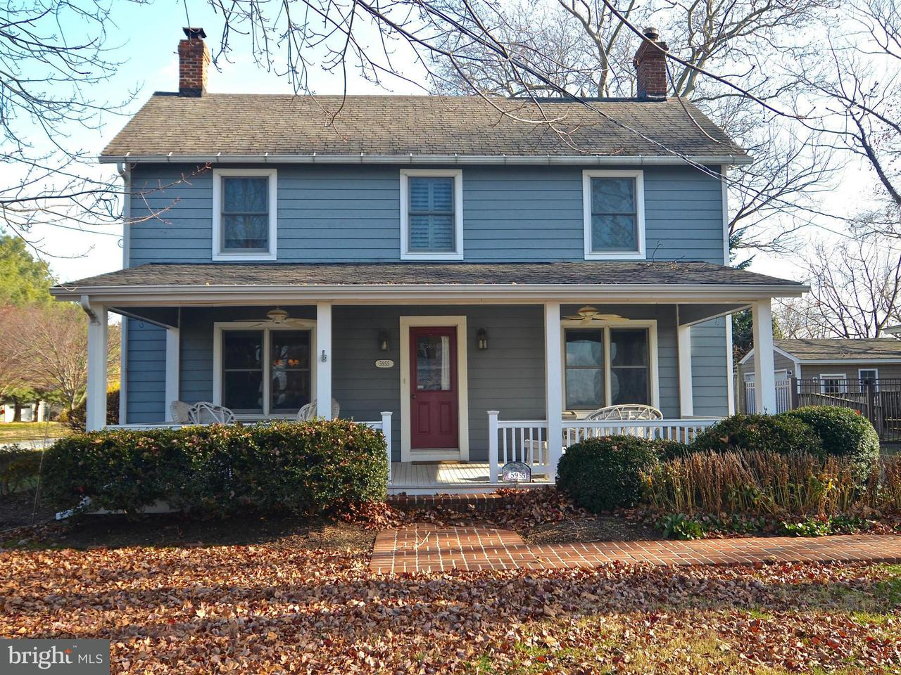 Single Family for Sale at 5955 Lawton Ave Rock Hall, Maryland 21661 United States
