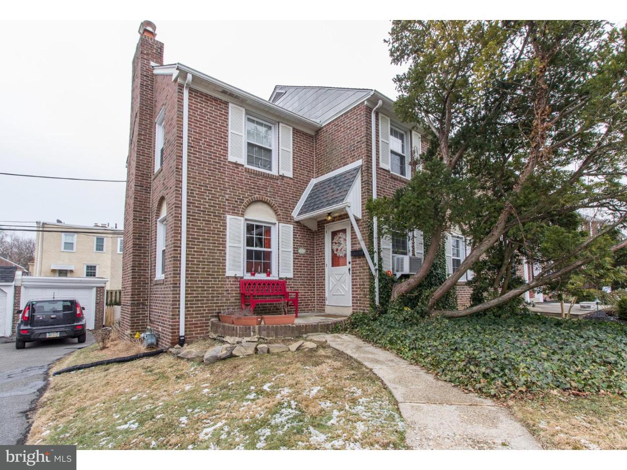 Maison accolée pour l à louer à 168 GLENTAY Avenue Lansdowne, Pennsylvanie 19050 États-Unis