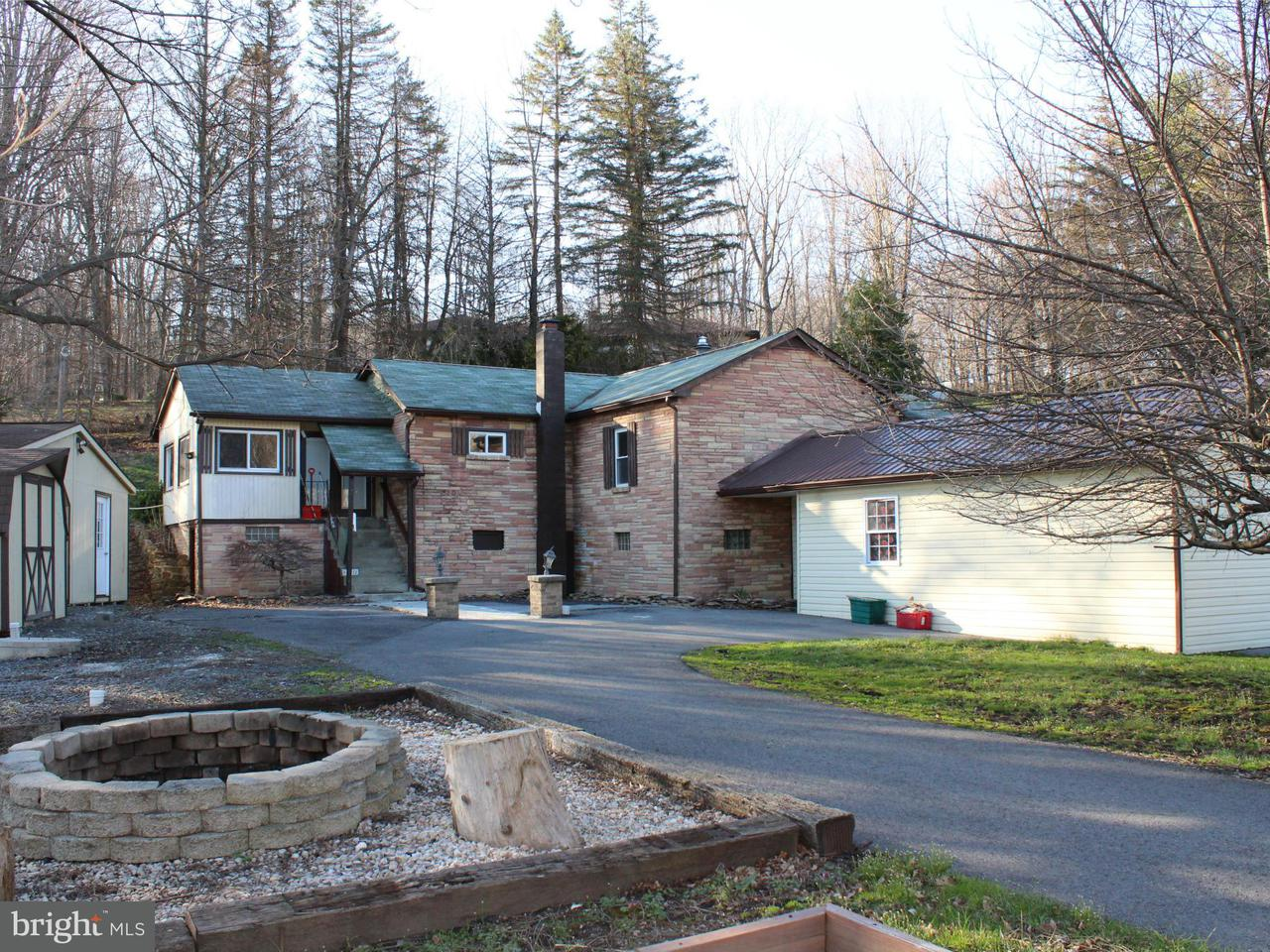 Single Family for Sale at 13211 Blank Rd NW Mount Savage, Maryland 21545 United States