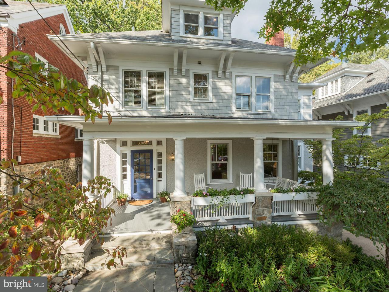 Single Family for Sale at 3309 Macomb St NW Washington, District Of Columbia 20008 United States