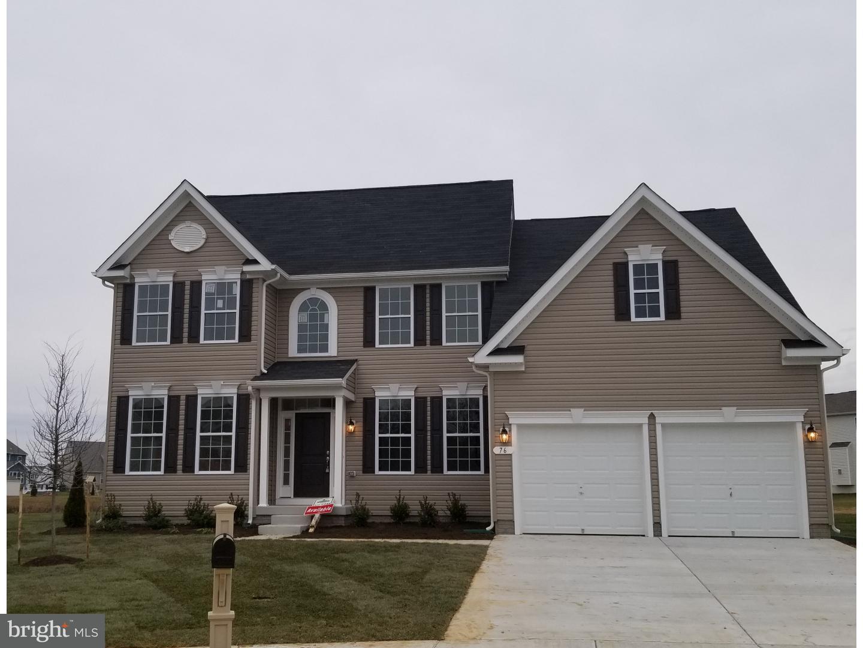 獨棟家庭住宅 為 出售 在 76 BOONE Court Magnolia, 特拉華州 19962 美國