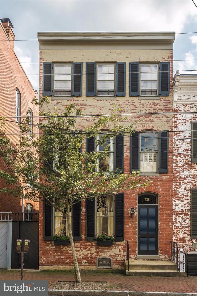Stadthaus für Verkauf beim 20 3rd St E 20 3rd St E Frederick, Maryland 21701 Vereinigte Staaten