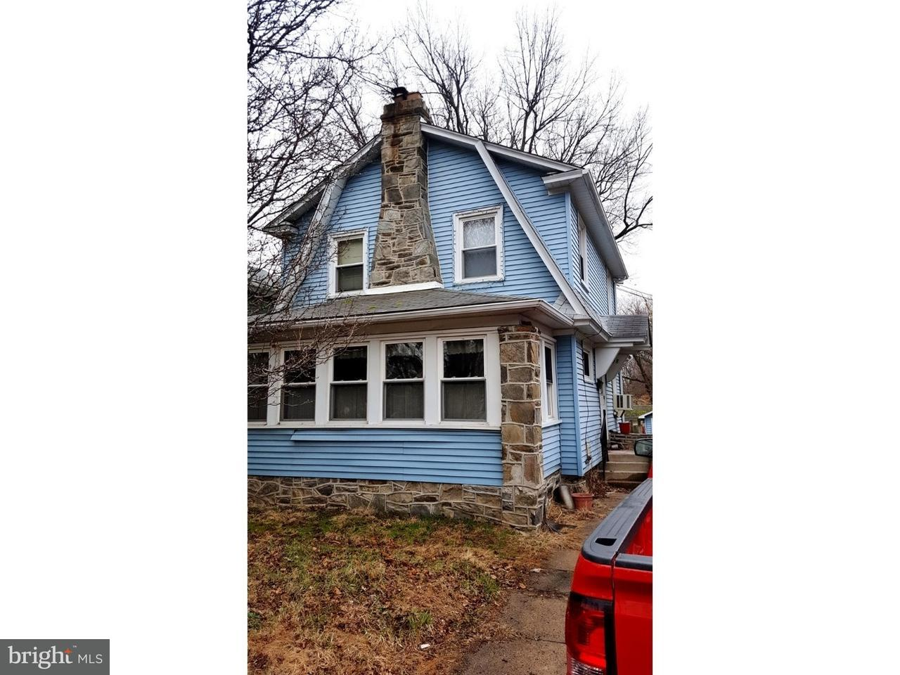 Single Family Home for Sale at 708 9TH Avenue Prospect Park, Pennsylvania 19076 United States