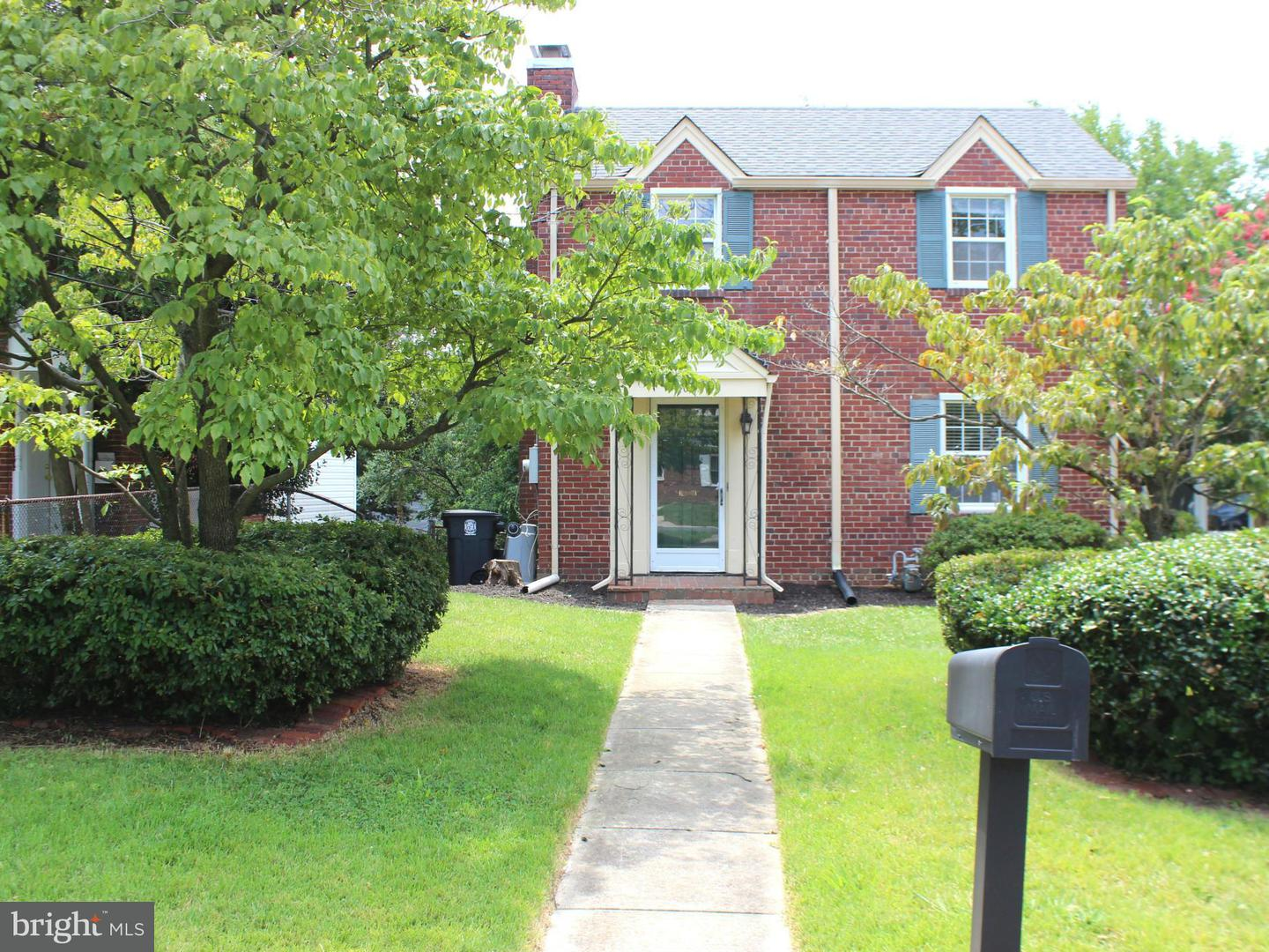 Other Residential for Rent at 2007 Wardman Rd Hyattsville, Maryland 20782 United States