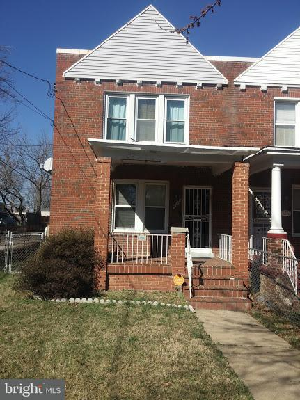 Single Family for Sale at 5210 Ames St NE Washington, District Of Columbia 20019 United States