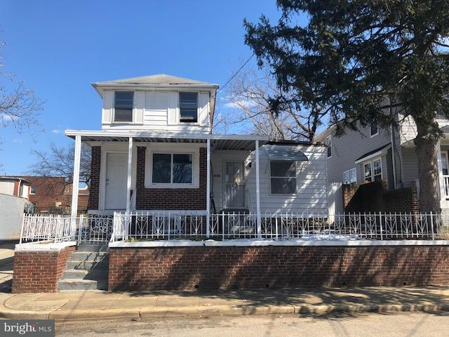 Single Family for Sale at 919 45th Pl NE Washington, District Of Columbia 20019 United States