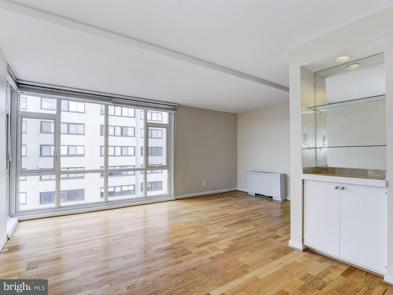 Condominium for Sale at 1545 18th St NW #801 Washington, District Of Columbia 20036 United States