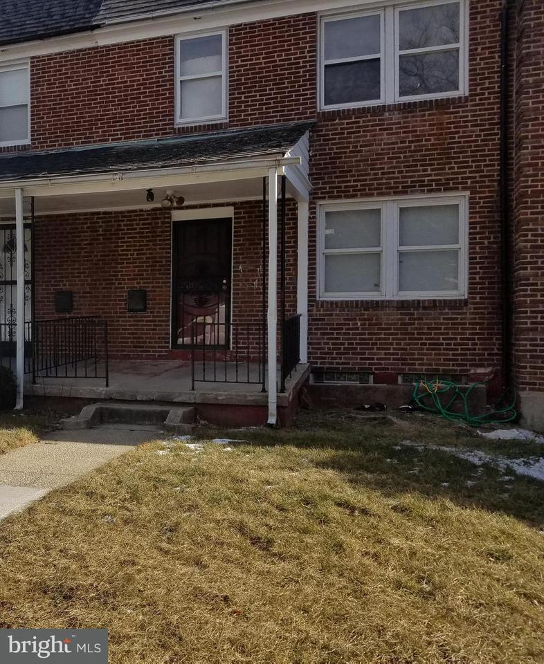 Single Family for Sale at 2311 Koko Ln Baltimore, Maryland 21216 United States