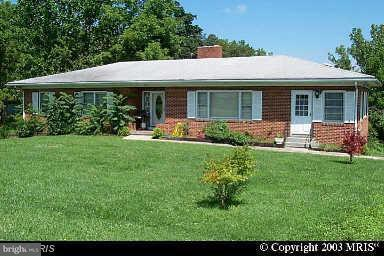 Single Family for Sale at 265w. Strasburg Rd Front Royal, Virginia 22630 United States