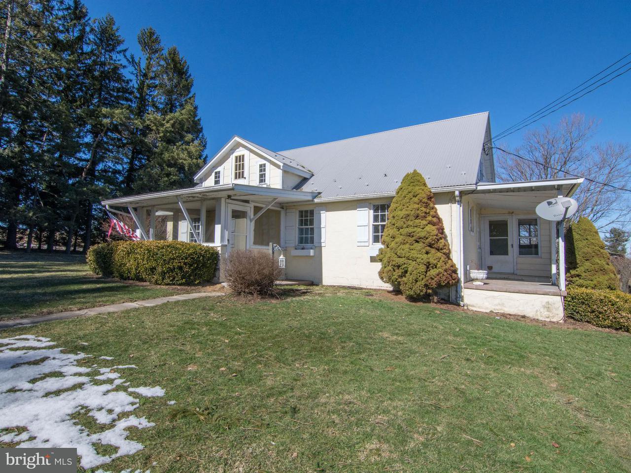 Farm for Sale at 196 Maynardier Ridge Rd Bittinger, Maryland 21522 United States